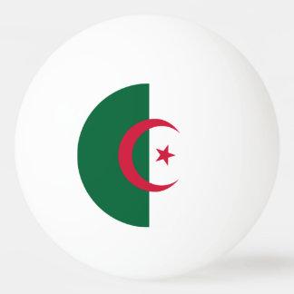 Algeria Flag Ping-Pong Ball