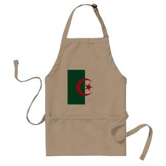 Algeria Flag Standard Apron