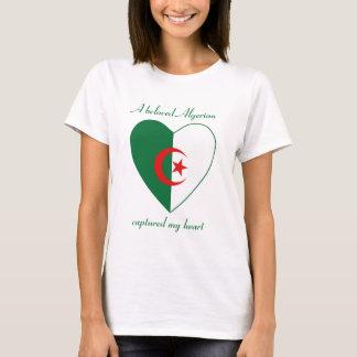 Algeria Flag Sweetheart T-Shirt