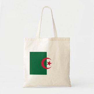 Algeria Flag Tote Bag
