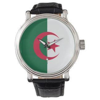 Algeria Flag Watch