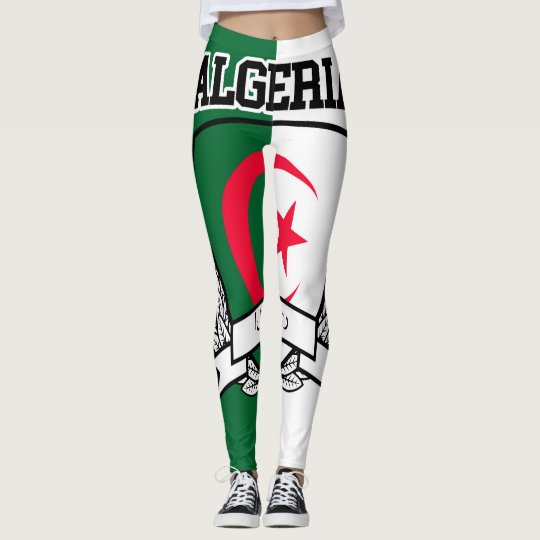 Algeria Leggings