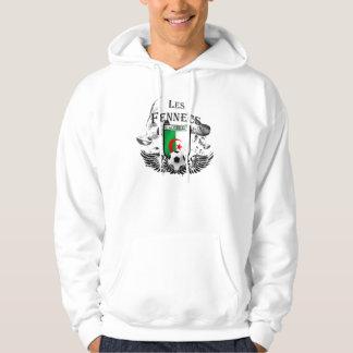 Algeria Les Fennecs Mens Football hoody