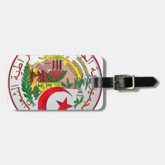 Algeria Luggage Tag