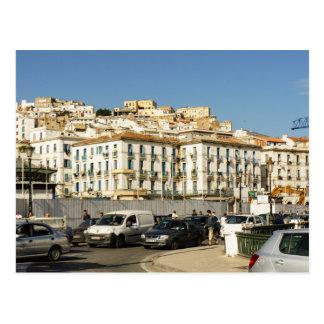 Algeria - Marketplace - Kasbah (Old City), Algiers Postcard