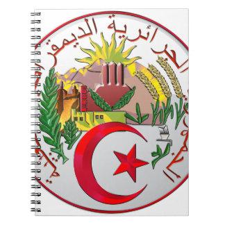 Algeria Note Book