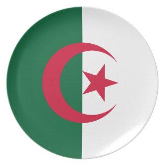 Algeria Plate
