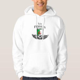 Algeria Soccer Hoodie