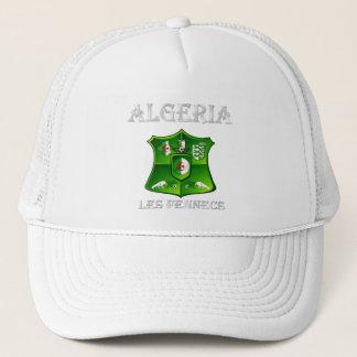 Algeria Soccer Trucker Hat
