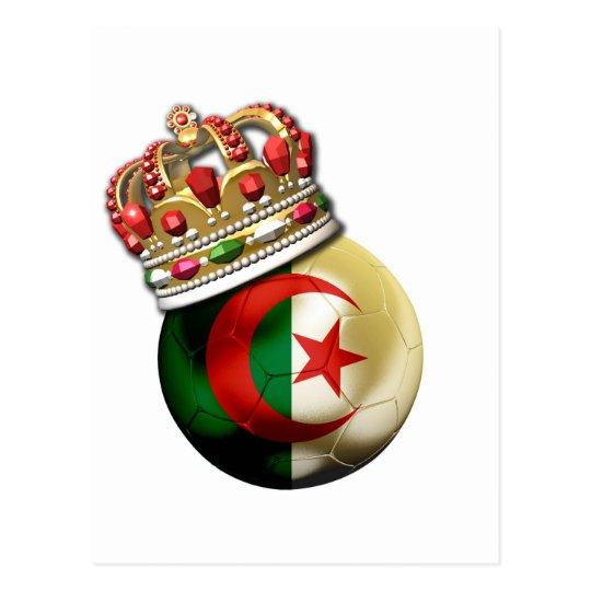 Algeria World Champion Postcard
