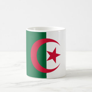 Algerian Flag Coffee Mug