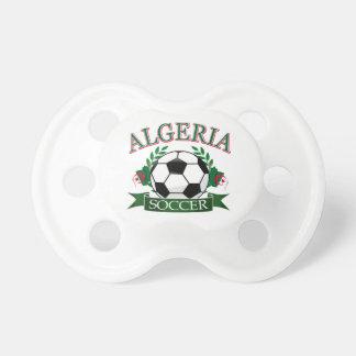 Algerian Soccer Designs Baby Pacifier
