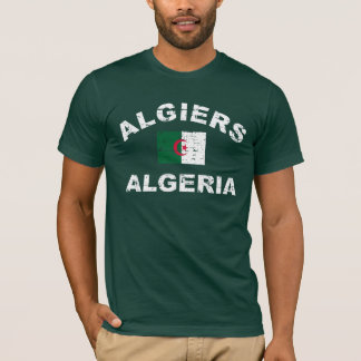 Algiers Algeria T-Shirt