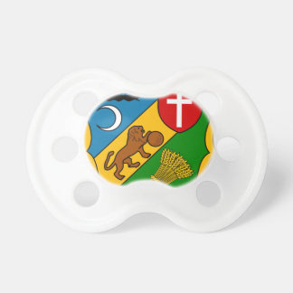 Algiers_Coat_of_Arms_(French_Algeria) Baby Pacifiers