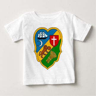 Algiers_Coat_of_Arms_(French_Algeria) Baby T-Shirt