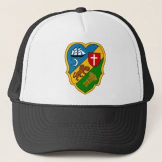 Algiers_Coat_of_Arms_(French_Algeria) Trucker Hat