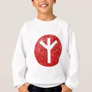 Algiz Rune Sweatshirt
