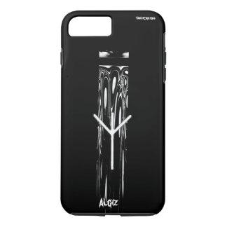 ☼Algiz  - the Rune of Protection☼ Case-Mate iPhone Case