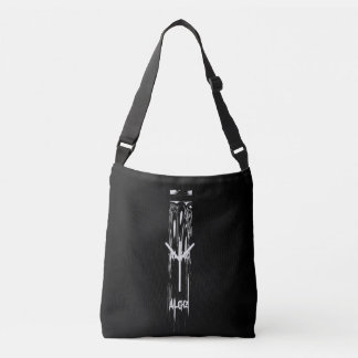 ☼ Algiz - the Rune of Protection ☼ Crossbody Bag