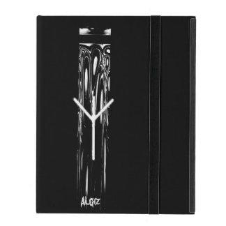 ☼Algiz  - the Rune of Protection☼ iPad Folio Case
