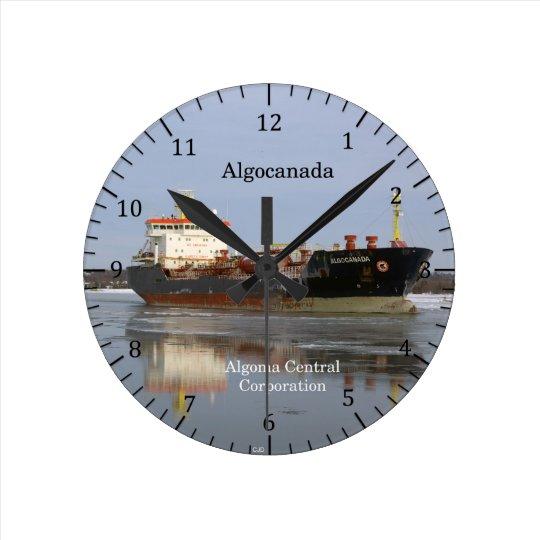 Algocanada clock