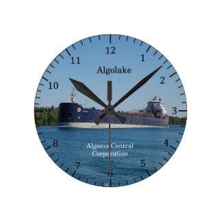Algolake clock
