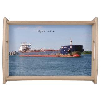Algoma Mariner tray