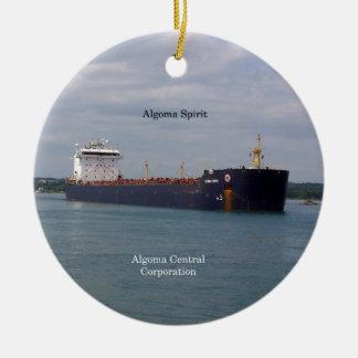Algoma Spirit ornament