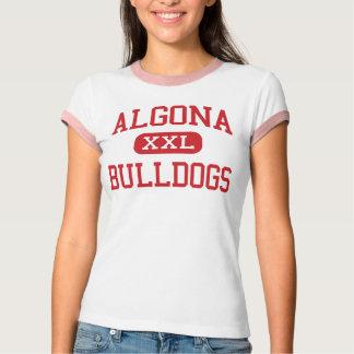 Algona - Bulldogs - High School - Algona Iowa T-Shirt