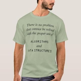 Algorithms+Data Structures T-Shirt