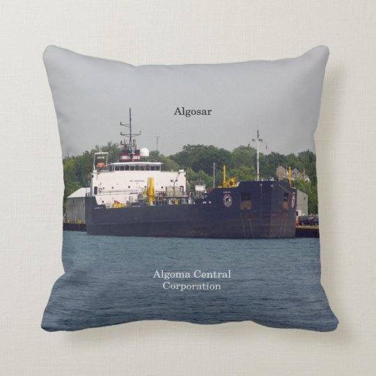 Algosar square pillow
