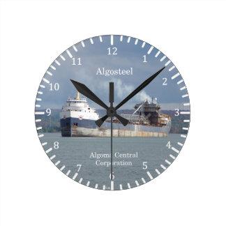 Algosteel clock