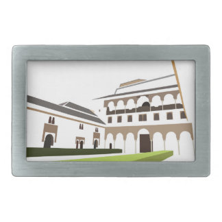 Alhambra Belt Buckles