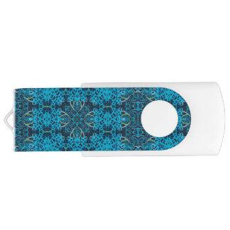 Alhambra Blue USB 64 GB Flash Drive