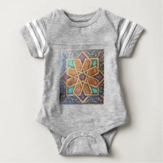 Alhambra Design #1 Baby Bodysuit