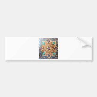 Alhambra Design #1 Bumper Sticker