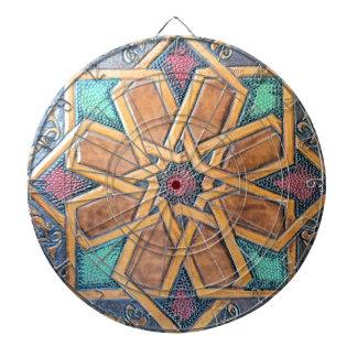 Alhambra Design #1 Dartboard