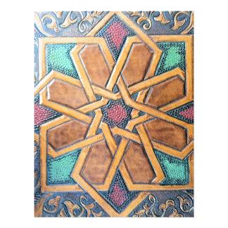 Alhambra Design #1 Letterhead
