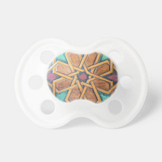 Alhambra Design #1 Pacifier