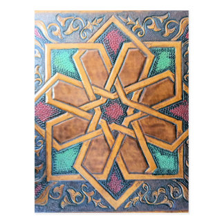 Alhambra Design #1 Postcard