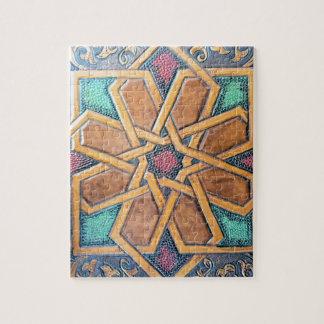 Alhambra Design #1 Puzzles