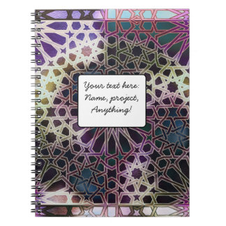 Alhambra Design Note Book