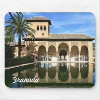 Alhambra Granada Spain Mousepad