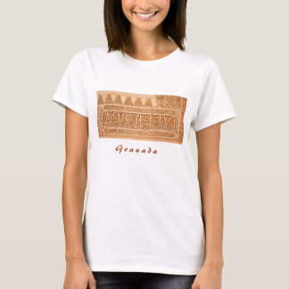 Alhambra Granada Spain T-shirt