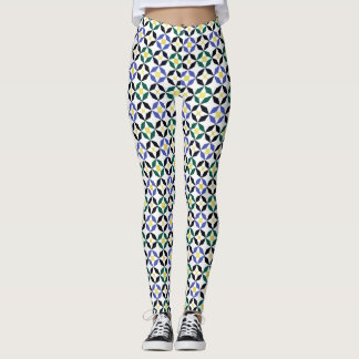 Alhambra-Inspired Leggings