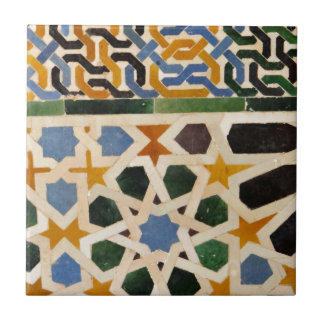 Alhambra Wall Tile #3