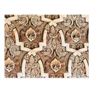 Alhambra Wall Tile #7 Postcard