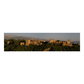 AlhambraPanorama Poster