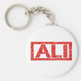 Ali Stamp Keychain