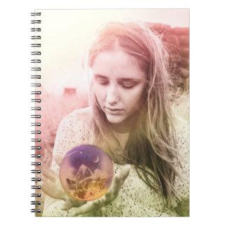 Alia & The Crystal Ball Notebook